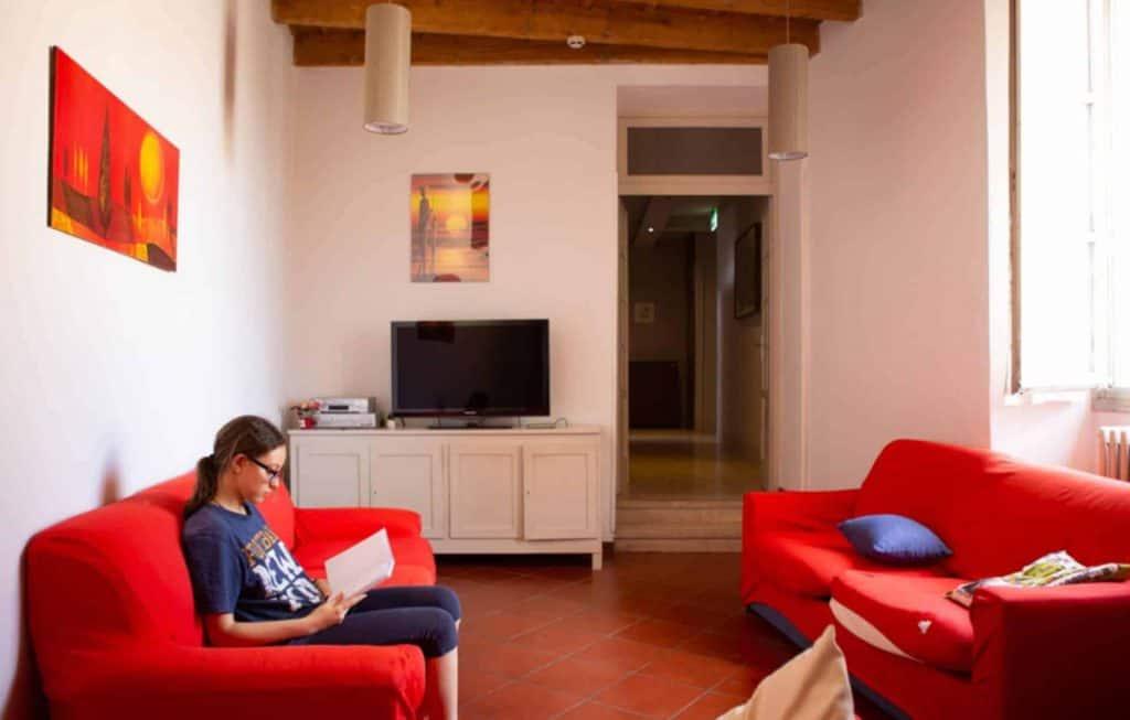 Interno residenze Brescia