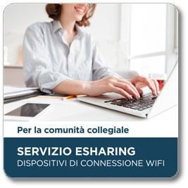 265x265 esharing wifi 23597 ESharing - Dispositivi di connessione wifi per la comunità universitaria